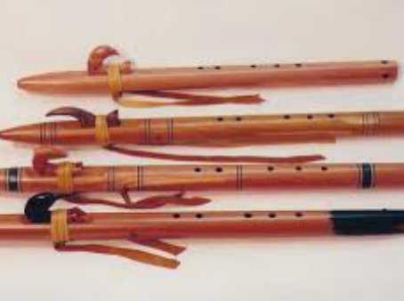 Other Instruments - Native American Music